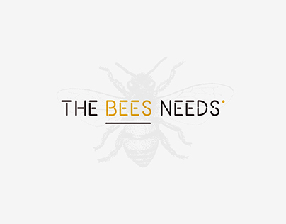 The Bees Needs identity & user interface (ui)