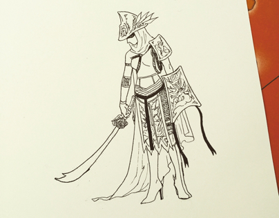 Girl warrior series 1