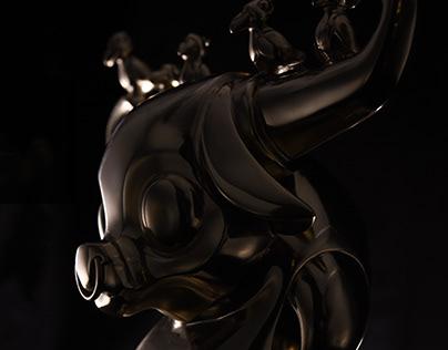 Kwaii Bronze