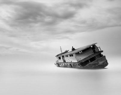 B&W Photography - Indonesia