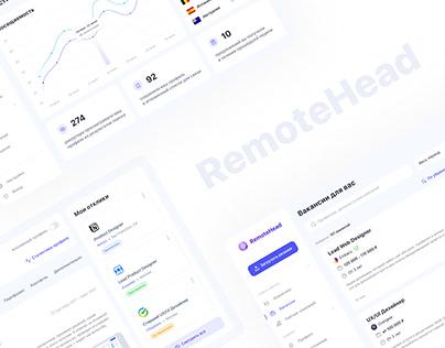 RemoteHead | Job Finder Web App