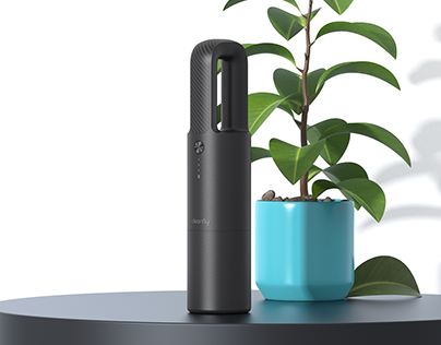 Wireless Mini Vaccum Cleaner