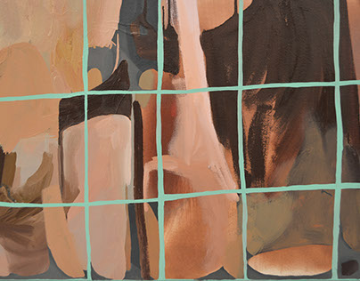 PAINTING//OBJECT SERIES : 2015 : 1 of 7