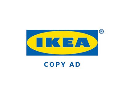 IKEA - COPY AD