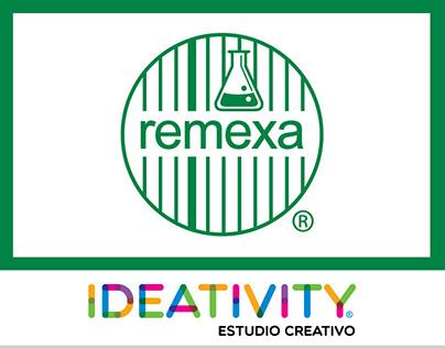 Remexa • Packaging / POP
