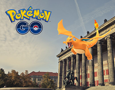 Pokemon Go Berlin
