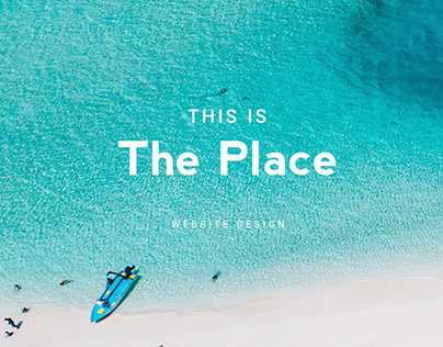 This is the place Web