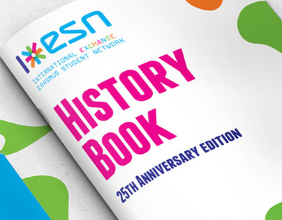 ESN History Book