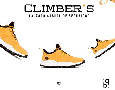 Climber´s - Marca de Zapatos / Shoes Brand