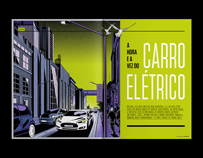 The time of electric car