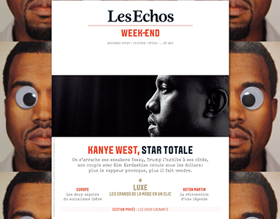 Kanye West, star totale