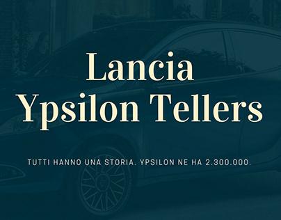 Lancia Ypsilon Tellers - Multichannel Project