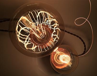 Lighting design by Avrora Art