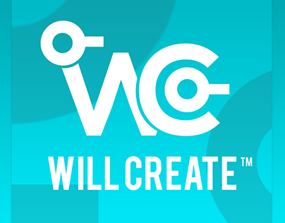 willcreate.xyz | Branding & Identity Logo Design |