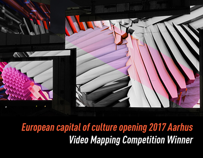 Video Mapping Competition Winner // European Capital of