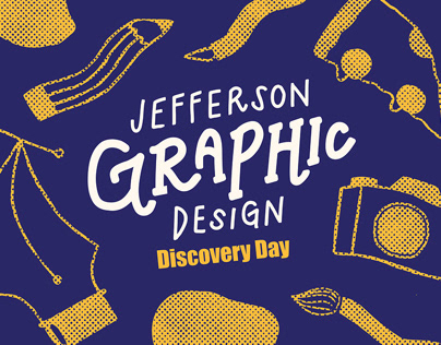 Jefferson Graphic Design Discovery Day