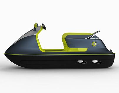 mini jet ski