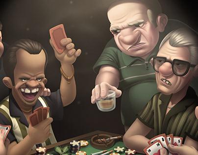 The Executive Game