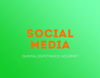 Social Media | Quintal Espetinhos Gourmet