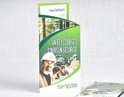 Safety Course Kit Folder and Inserts