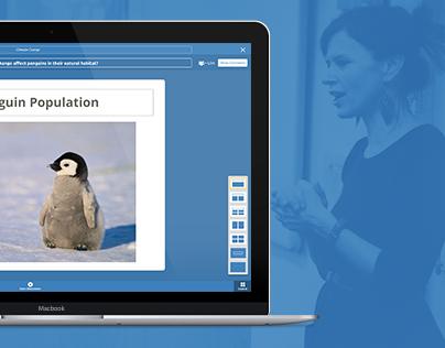 Discuss - Interactive Presentation & Teaching App