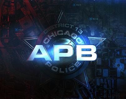 APB Logo Open