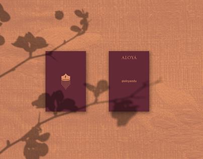 ALOYÁ - Visual Identity