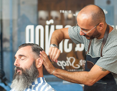 TRUHÁN & SEÑOR / BARBER SHOP
