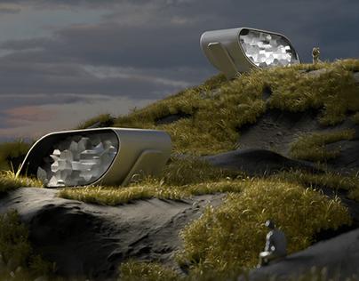 Sputnik.11 — Architecture Concept
