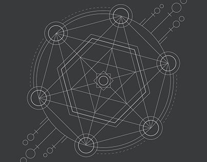 Lineart- Magic Array