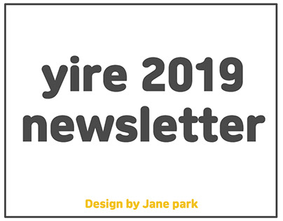 yire 2019 news letter
