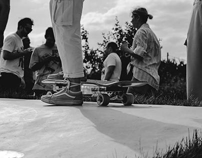 Skateboard event /PHOTO