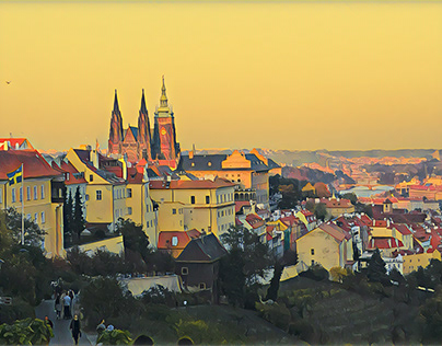 Images of Prague