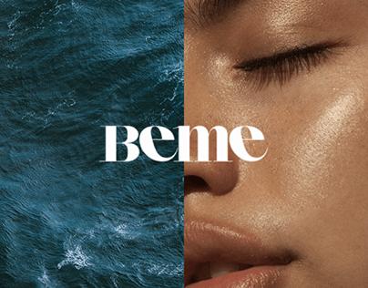 BEME - UI/UX Website Design