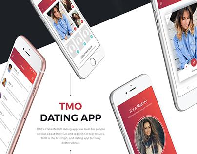 App Design | Dating Platform