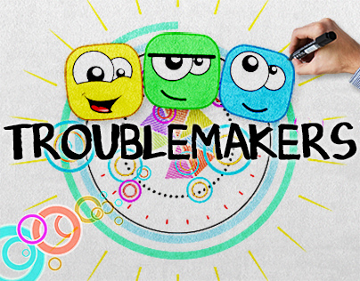 Troublemakers - After Effects Video Template