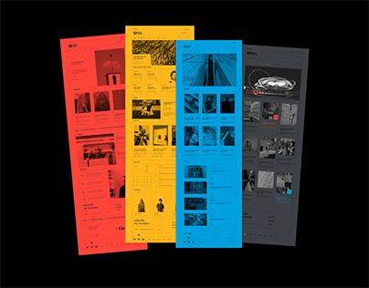 Media Academy - Website