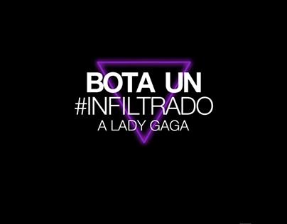 """""""Bota un #infiltrado"""" - Entel"""