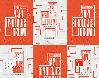 Yapı Biyolojisi Forumu - Branding