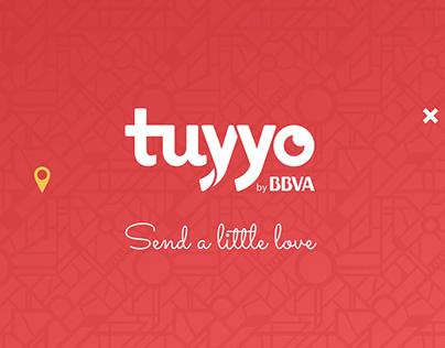 Branding - Tuyyo by BBVA
