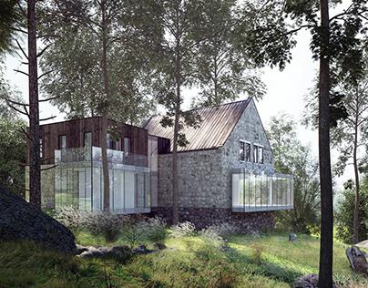 The Skog House - Borås, Sweden