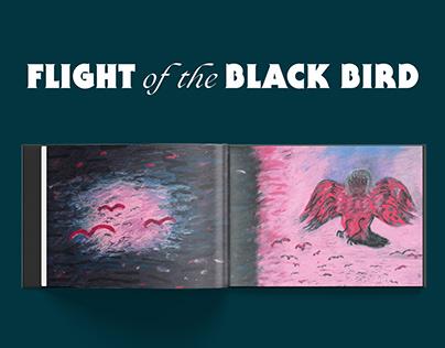 Artist Book: 'Flight of The Black Bird'