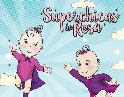 Superchicas de Rosa