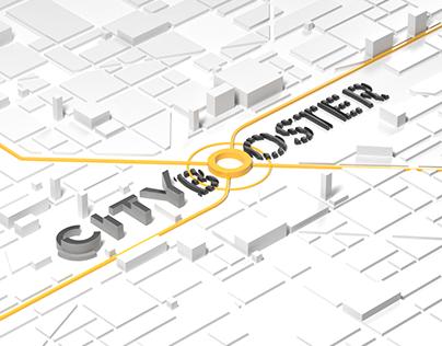 SNCF | CityBooster website