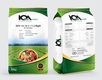 Al-Jabaly Agricultural Co. EC-Fertilizer Bag