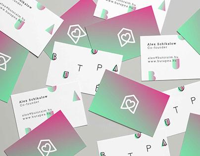Butopea - brand identity