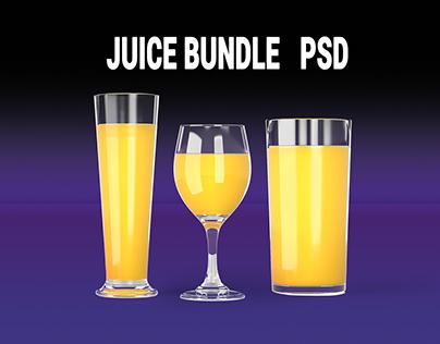 juice bundle PSD