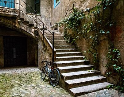 Bicycle - Sambola house. Girona - Catalonia