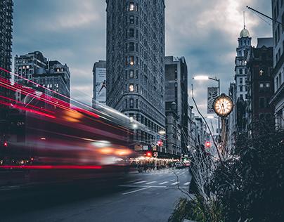 Fridays in Manhattan