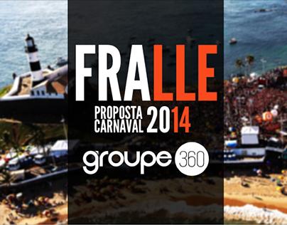 Projeto FRALLE (Investidores para o carnaval salvador)